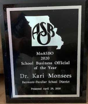 MoASBO Announces the Business Official of the Year