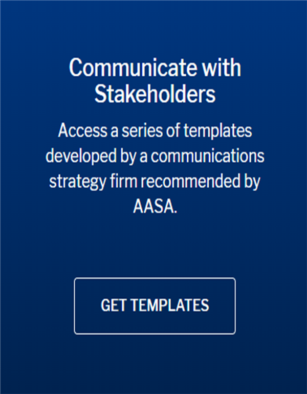 Communicate with Stakeholders